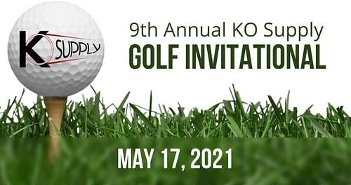 KO Supply to Host Annual Fundraiser Golf Invitational