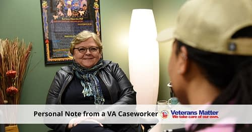"""The assistance that Veteran's Matters Organization provides is amazing!"""